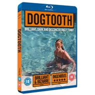 Produktbilde for Dogtooth (UK-import) (BLU-RAY)