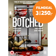 Produktbilde for Botched (UK-import) (DVD)