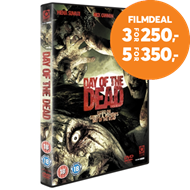 Produktbilde for Day Of The Dead (2008) (UK-import) (DVD)