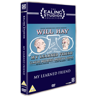 Produktbilde for My Learned Friend (UK-import) (DVD)
