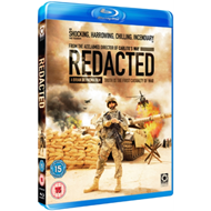 Produktbilde for Redacted (UK-import) (BLU-RAY)