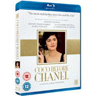 Produktbilde for Coco Before Chanel (UK-import) (BLU-RAY)