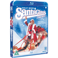 Produktbilde for Santa Claus - The Movie (UK-import) (BLU-RAY)