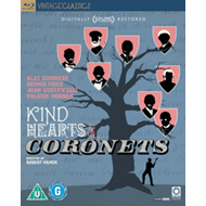 Produktbilde for Kind Hearts And Coronets (UK-import) (BLU-RAY)