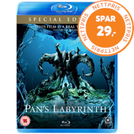 Produktbilde for Pan's Labyrinth (UK-import) (BLU-RAY)