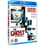 Produktbilde for The Ghost (UK-import) (BLU-RAY)
