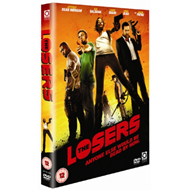 Produktbilde for The Losers (UK-import) (DVD)