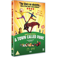 Produktbilde for A Town Called Panic (UK-import) (DVD)