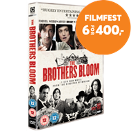 Produktbilde for The Brothers Bloom (UK-import) (DVD)