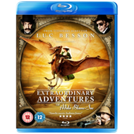 Produktbilde for The Extraordinary Adventures of Adele Blanc-Sec (UK-import) (BLU-RAY)