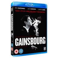 Produktbilde for Gainsbourg (UK-import) (BLU-RAY)