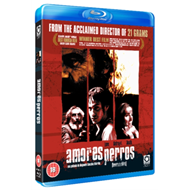 Produktbilde for Amores Perros (UK-import) (BLU-RAY)