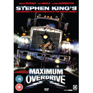 Produktbilde for Maximum Overdrive (UK-import) (DVD)