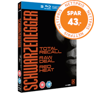 Produktbilde for The Schwarzenegger Collection (UK-import) (BLU-RAY)