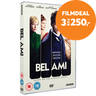 Produktbilde for Bel Ami (UK-import) (DVD)