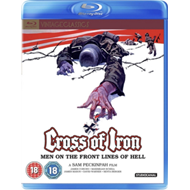 Produktbilde for Cross Of Iron (UK-import) (BLU-RAY)