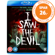 Produktbilde for I Saw The Devil (UK-import) (BLU-RAY)