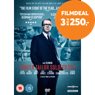 Produktbilde for Tinker, Tailor, Soldier, Spy (2011) / Muldvarpen (UK-import) (DVD)