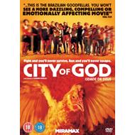 Produktbilde for City Of God (UK-import) (DVD)