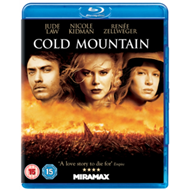 Produktbilde for Cold Mountain (UK-import) (BLU-RAY)