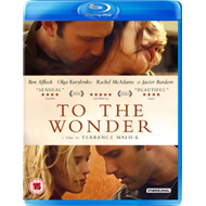Produktbilde for To The Wonder (UK-import) (BLU-RAY)