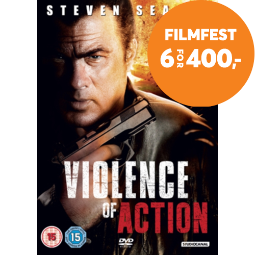 Violence Of Action (UK-import) (DVD)