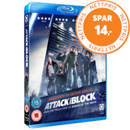 Produktbilde for Attack The Block (UK-import) (BLU-RAY)