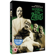 Produktbilde for The Plague Of The Zombies (UK-import) (Blu-ray + DVD)