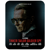 Produktbilde for Tinker, Tailor, Soldier, Spy - Limited Steelbook Edition (Spesialimport) (UK-import) (Blu-ray + DVD)