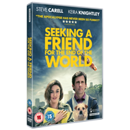 Produktbilde for Seeking A Friend For The End Of The World (UK-import) (DVD)