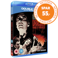 Produktbilde for Dracula: Prince Of Darkness (UK-import) (Blu-ray + DVD)