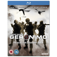 Produktbilde for Code Name Geronimo (UK-import) (BLU-RAY)