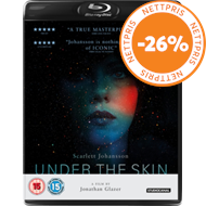 Produktbilde for Under The Skin (UK-import) (BLU-RAY)