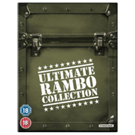 Produktbilde for The Ultimate Rambo Collection (UK-import) (BLU-RAY)