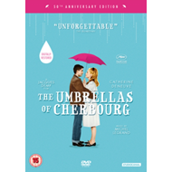 Produktbilde for The Umbrellas Of Cherbourg - 50th Anniversary Edition (UK-import) (DVD)