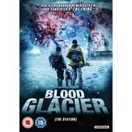 Produktbilde for Blood Glacier (UK-import) (DVD)