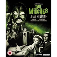 Produktbilde for The Witches (UK-import) (Blu-ray + DVD)