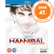 Produktbilde for Hannibal - Sesong 2 (UK-import) (BLU-RAY)