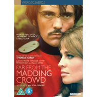 Produktbilde for Far From The Madding Crowd (UK-import) (DVD)