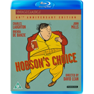 Produktbilde for Hobson's Choice (UK-import) (BLU-RAY)