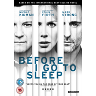 Produktbilde for Before I Go To Sleep (UK-import) (DVD)