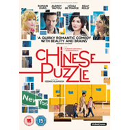 Produktbilde for Chinese Puzzle (UK-import) (DVD)