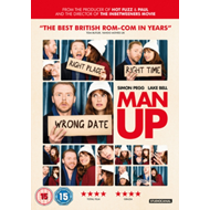 Produktbilde for Man Up (UK-import) (DVD)