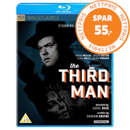 Produktbilde for The Third Man (UK-import) (BLU-RAY)