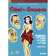 Produktbilde for School For Scoundrels (UK-import) (DVD)