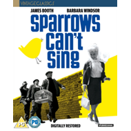 Produktbilde for Sparrows Can't Sing (UK-import) (DVD)
