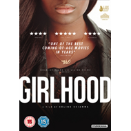 Produktbilde for Girlhood (UK-import) (DVD)