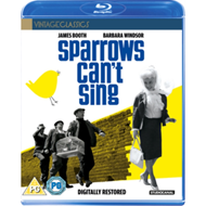 Produktbilde for Sparrows Can't Sing (UK-import) (BLU-RAY)
