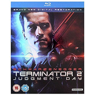 Produktbilde for Terminator 2 - Judgment Day (UK-import) (BLU-RAY)