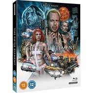 Produktbilde for The Fifth Element (1997) / Det Femte Element (UK-import) (BLU-RAY)
